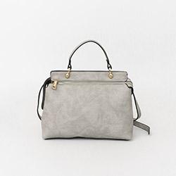 MIIA シングルショルダーワイドバッグ
