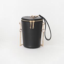 JANNEKE 筒型2WAYバッグ