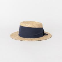 太リボンかんかん帽