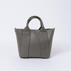 MIRIAM プチデザイントートバッグ